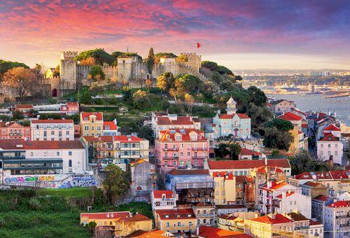 Il cuore del Portogallo cover