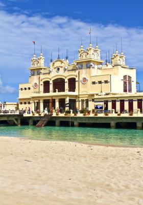 spiaggia liberty di mondello