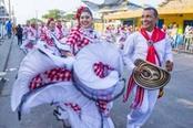 ballerini di salsa colombiani