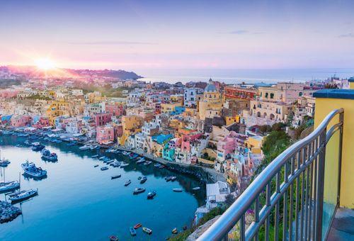 Tour delle isole del Golfo di Napoli cover