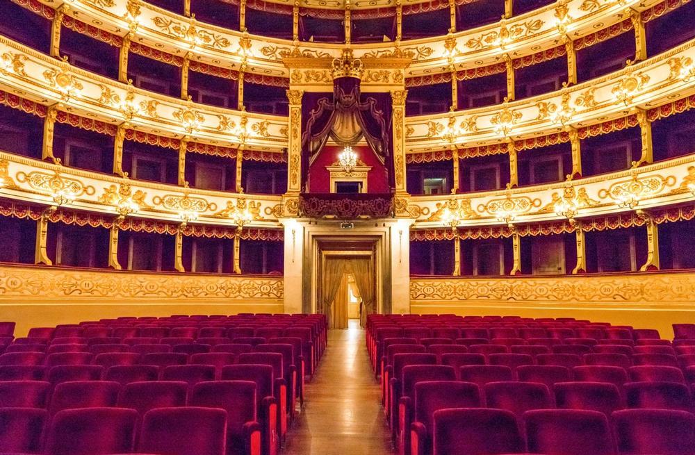 teatro regio di parma in emilia romagna
