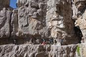 Montagna Dolomiti Ferrata