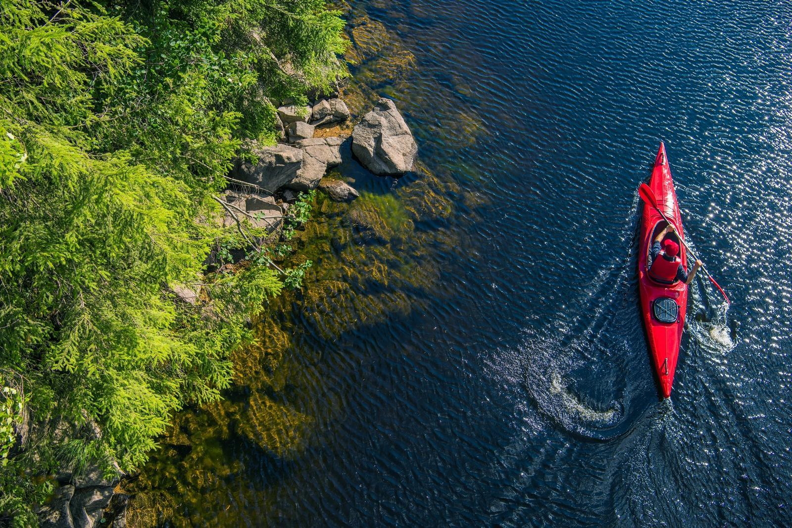 viaggi organizzati kayak canoa e rafting