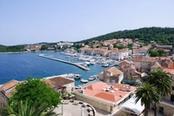 porto di korita in croazia