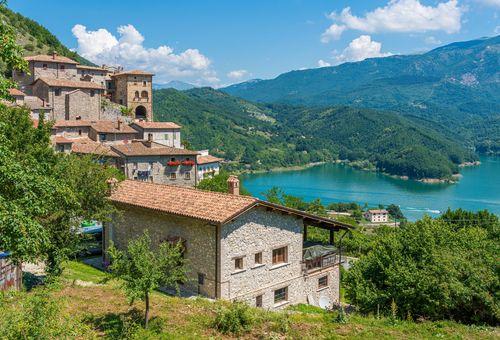 Trekking nel Lazio cover