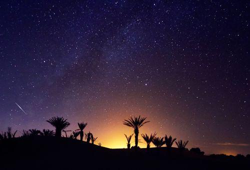 Stelle nel Sahara cover
