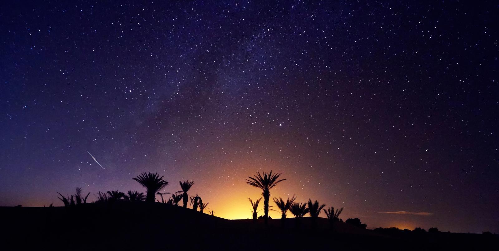 Stelle nel Deserto