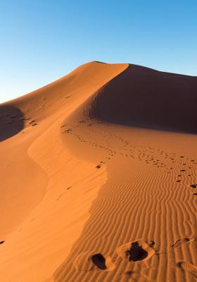 deserto del sahara in mauritania