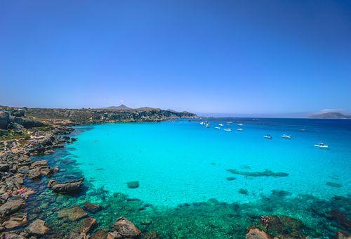 Isole Egadi in Barca a Vela cover