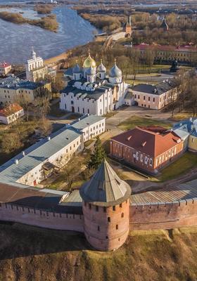 Novgorod La Grande