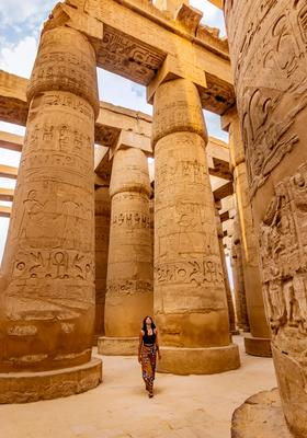 tempio di karnak egitto