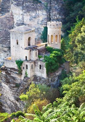 borgo medievale di erice