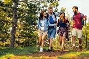 trekking di gruppo in emilia romagna