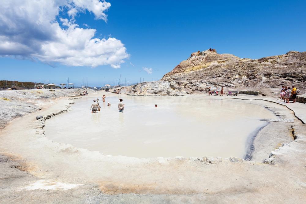 fanghi di vulcano in sicilia