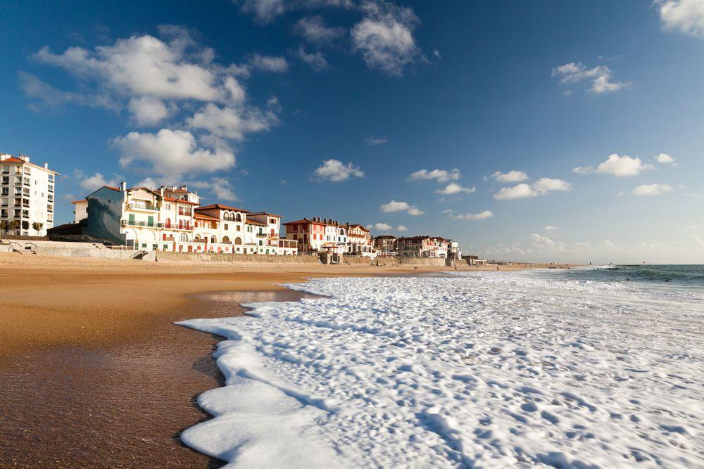 spiaggia di hossegor francia