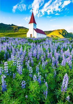 chiesa vik islanda