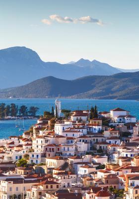 isola di poros grecia