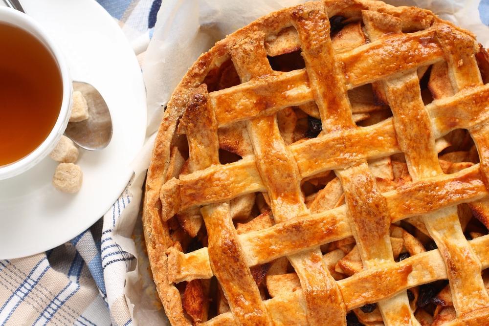 torta di mele olandese