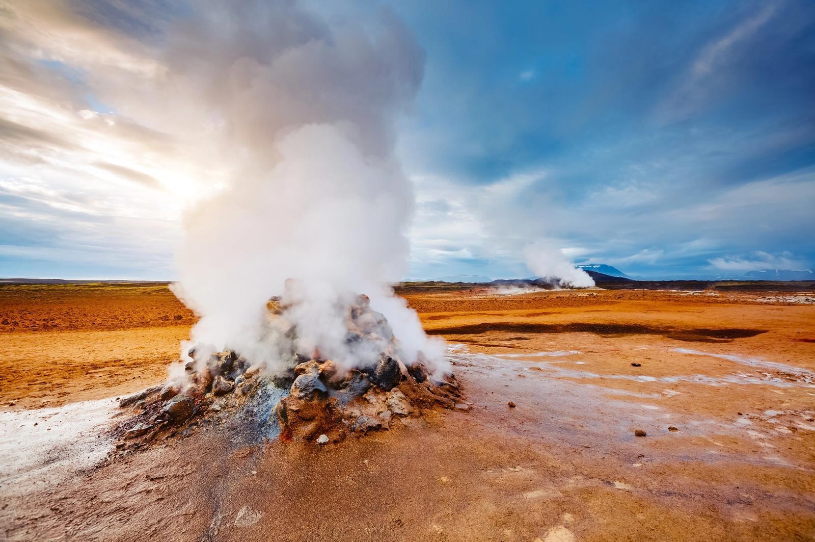 cratere myvatn