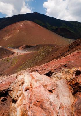 trekking vulcano etna