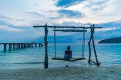 altalena sul mare malesia