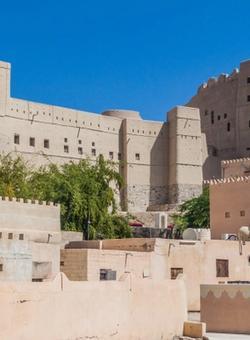 Forte di Bahla in Oman
