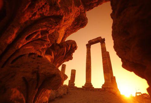 Gran tour della Giordania cover