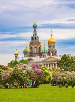 san pietroburgo in russia