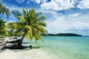 spiaggia di koh rong samloem