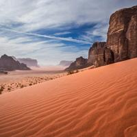 Deserto in Giordania, Wadi Rum