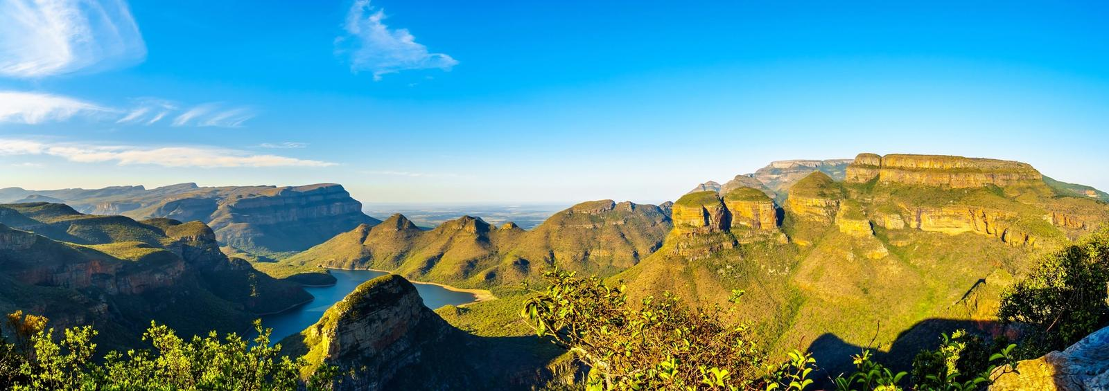 Vista di Cape Town