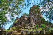 tempio a battambang