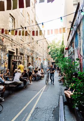 il colorato quartiere ebraico di berlino