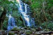 Cascate naturali in Costa Rica
