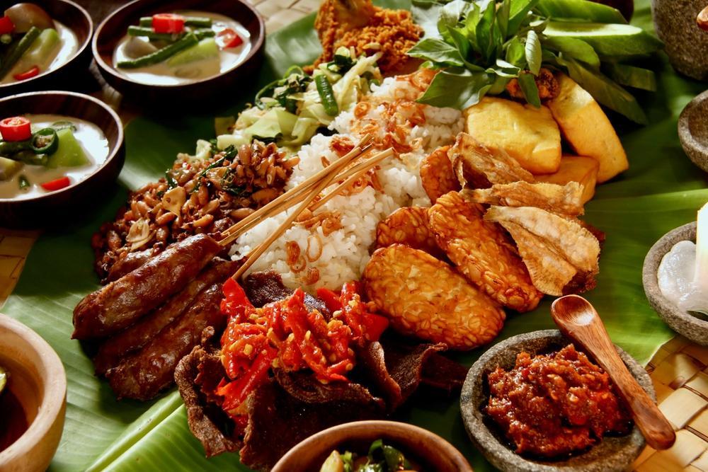 piatto indonesiano in olanda