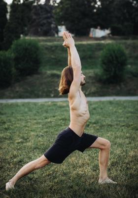 hatha yoga in montagna
