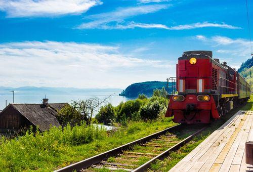 Transiberiana: viaggio tra continenti cover