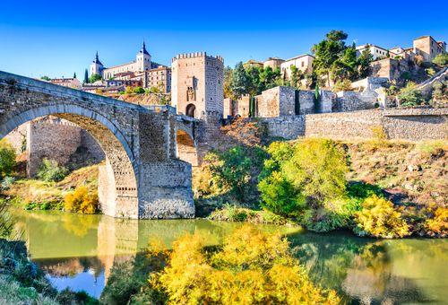 Tour della Castiglia e dell'Andalusia cover