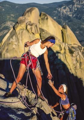 arrampicata sportiva su roccia in sicilia
