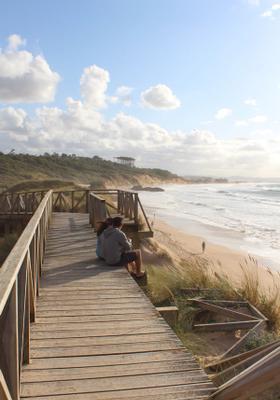 spiaggia di somo in spagna