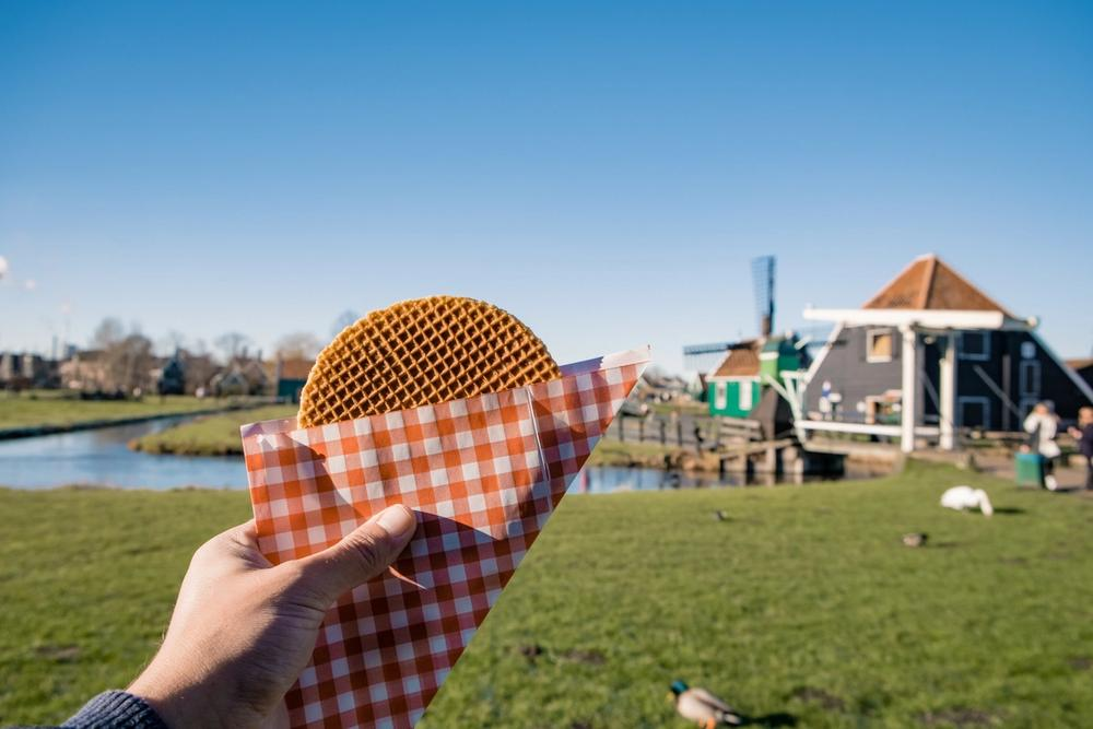 stroopwafel olandesi