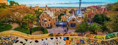 barcellona park guell