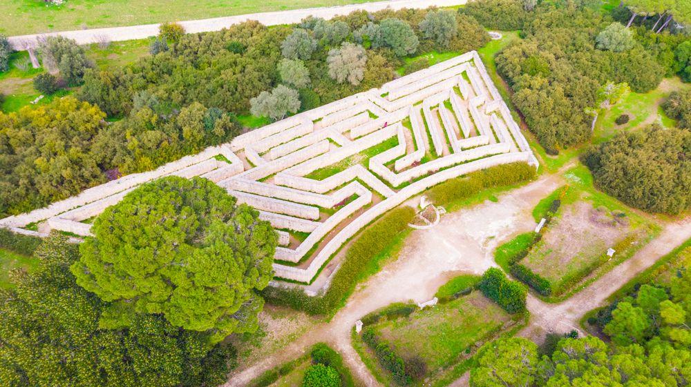 labirinto di donnafugata