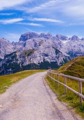 Bandalors Montagna Dolomiti