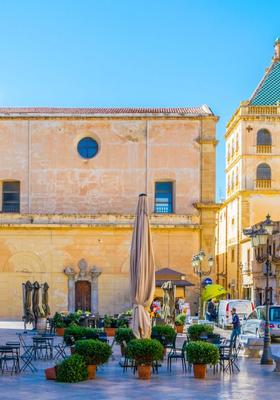piazza di marsala in sicilia