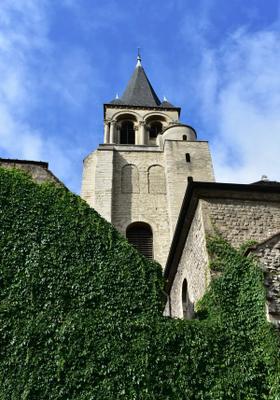 chiesa di Saint-Germain-des-Prés