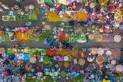 mercato di mandalay