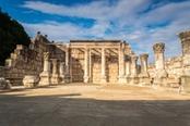 Rovine antiche in Israele