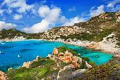Mare dell'arcipelago della Maddalena