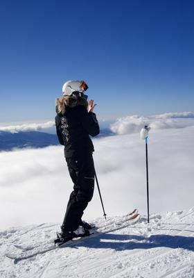 piste da sci di fondo in svizzera